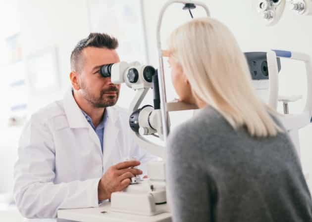Glanmire Opticians Cork Eye Examination